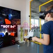 """VR """"Hot DJ"""" музыкальная игра в VR"""
