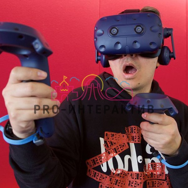 Angry Birds VR в аренду на праздник