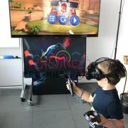 Энгри Бёрдс VR игра с доставкой на мероприятие