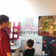 Аренда аттракциона Angry Birds VR на мероприятие