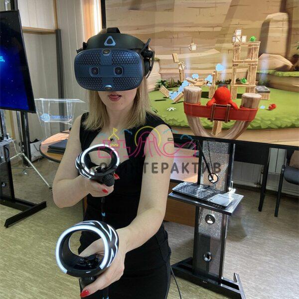 VR Аттракционы на мероприятие