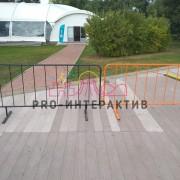 Аренда барьеров безопасности