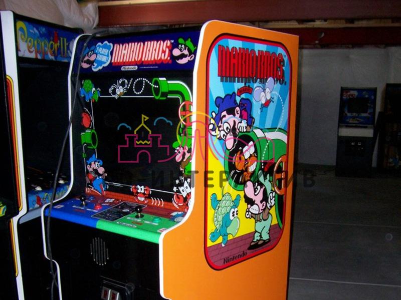Игровые машины с Супер Марио