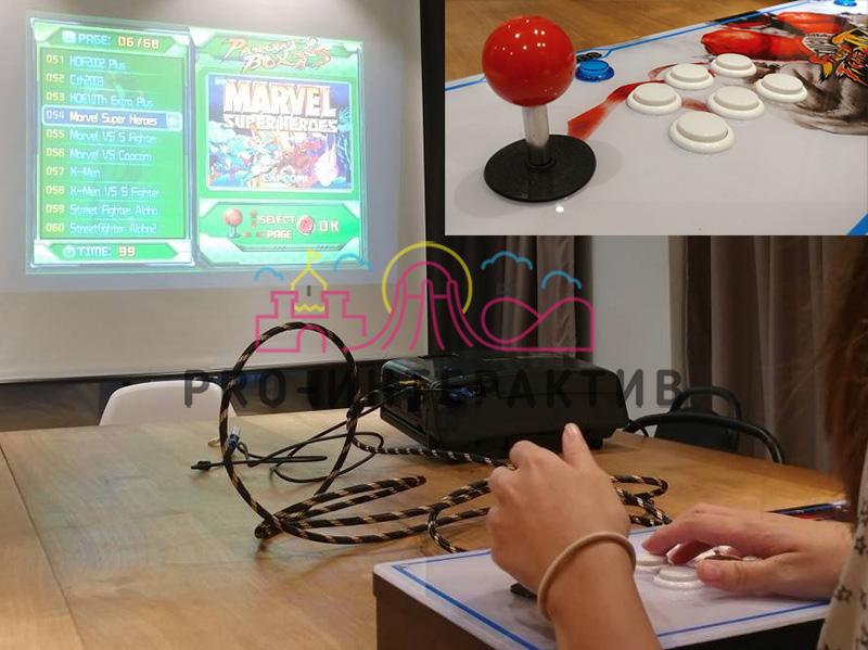 Игровые машины с ретро играми