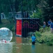 Организация праздника на воде