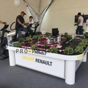Гоночные машинки с велотренажерами