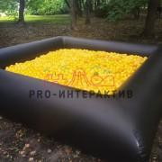Сухой бассейн для взрослых на мероприятие