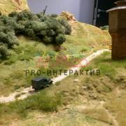 макет железной дороги в аренду