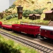 Железная дорога в аренду на мероприятие