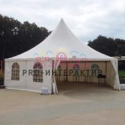 Аренда шатра пагода на мероприятие
