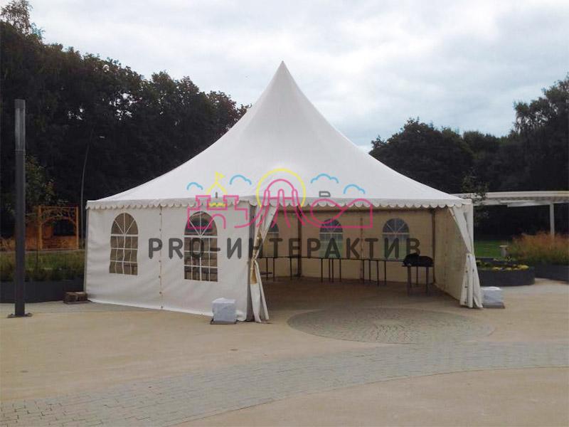 Прокат шатра пагода на свадьбу