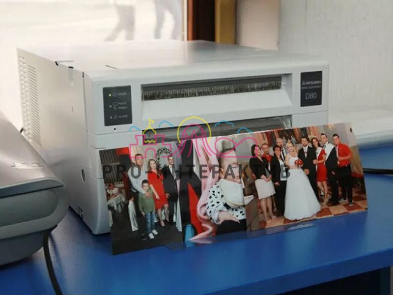 Печать фото на мероприятии