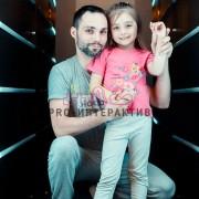 Фотозона неоновый туннель в аренду на праздник