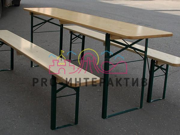 Игровой стол в стиле 90х