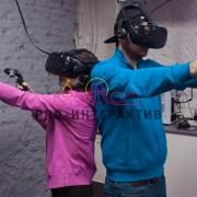 Организация праздника с VR аттракционами