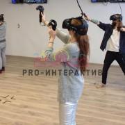 Организация VR игрового клуба