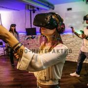 Аренда VR оборудования на праздник