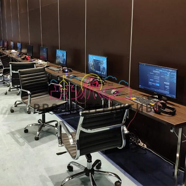 Организация компьютерного клуба на празднике