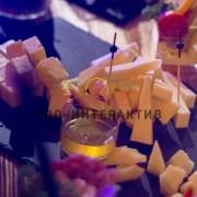 Организация фан кейтеринга с сырами