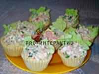 Заказать салат в тарталетки на праздник