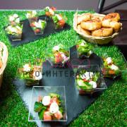 Салат-бар на мероприятие