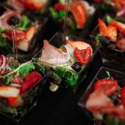 Выездной салатный бар