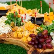Заказать сырную тарелку на мероприятие