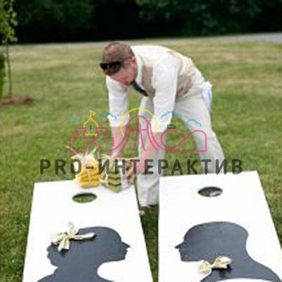 Аренда аттракционов на свадьбу