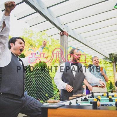 Кикер на свадьбу