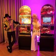 Аренда игровых автоматов для фан казино