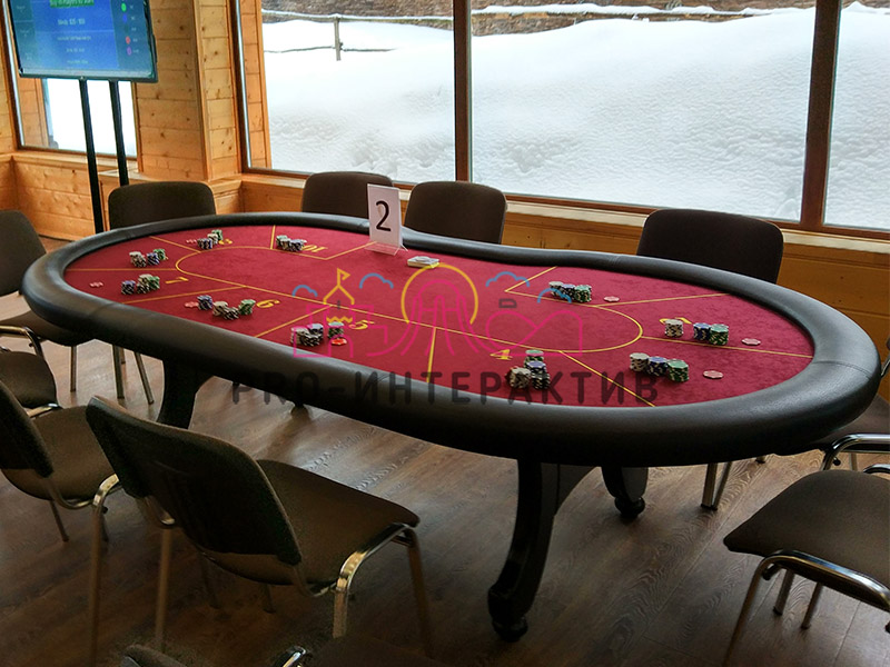 Выездное казино с покером