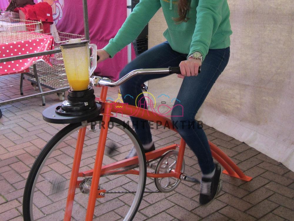 Велошейкер в аренду