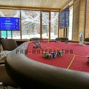 Столы для индийского покера в аренду