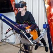 Прокат VR аттракционов на празднике