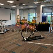 Велошейкер в офисе