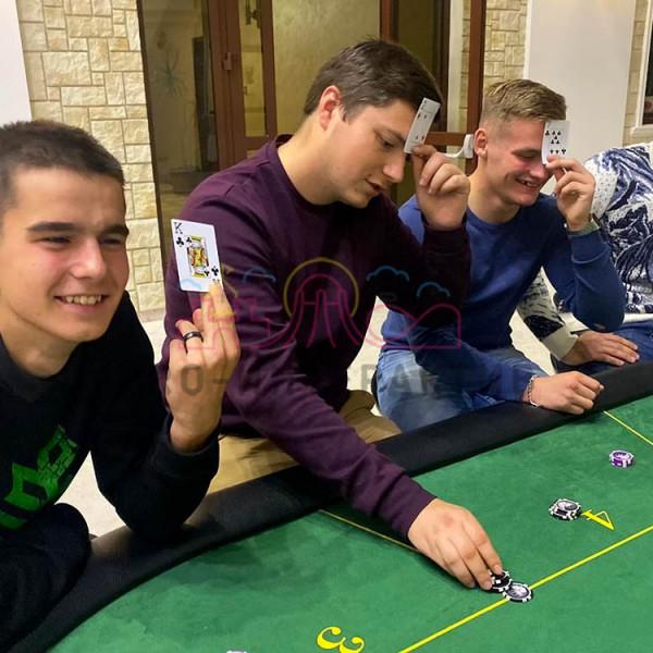Организация игры в индийский покер