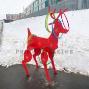 Зимние праздники в Москве