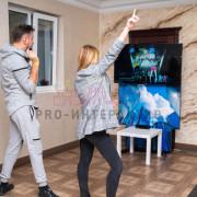 Танцевальный аттракцион на праздник
