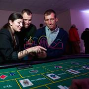 Организация фан-казино на корпоративе