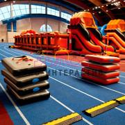 Организация спортивной эстафеты