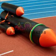 Организация эстафеты с ракетами