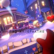 Битва в снежки VR