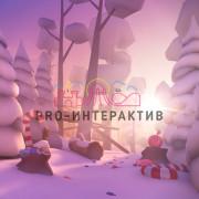 Рождественские аттракционы VR