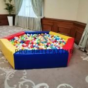 Сухой бассейн детский с шариками в аренду