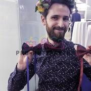 Выездной мк по изготовлению галстука