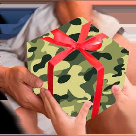 подарок для мужчина на 23 февраля