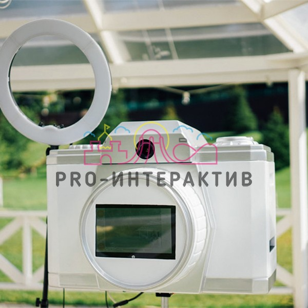 фотобудка-фотоаппарат в аренду на мероприятие