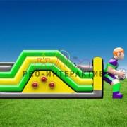 Батут футбол в аренду на детский праздник