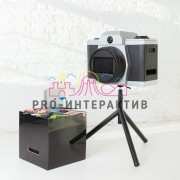 фотобудка-фотоаппарат на ваш праздник