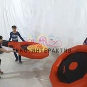 Активность на тимбилдинг Ловля Блинов